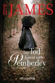 P. D. James: Der Tod kommt nach Pemberley, Buch