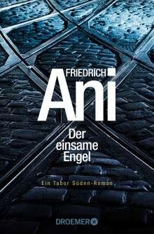 Friedrich Ani: Der einsame Engel, Buch