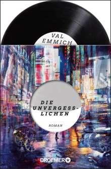 Val Emmich: Die Unvergesslichen, Buch