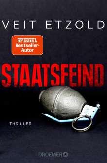 Veit Etzold: Staatsfeind, Buch