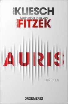 Vincent Kliesch: Auris, Buch