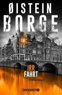 Øistein Borge: Irrfahrt, Buch