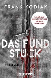 Frank Kodiak: Das Fundstück, Buch
