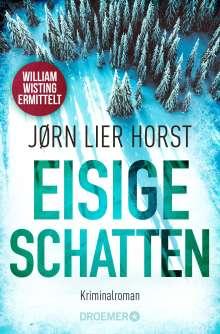 Jørn Lier Horst: Eisige Schatten, Buch