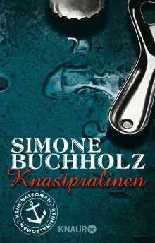 Simone Buchholz: Knastpralinen, Buch