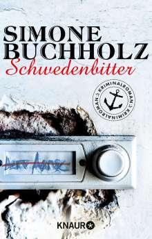 Simone Buchholz: Schwedenbitter, Buch