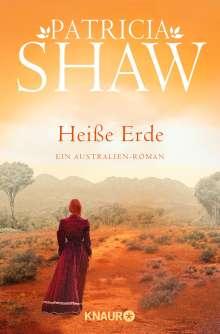 Patricia Shaw: Heiße Erde, Buch
