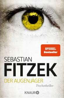 Sebastian Fitzek: Der Augenjäger, Buch