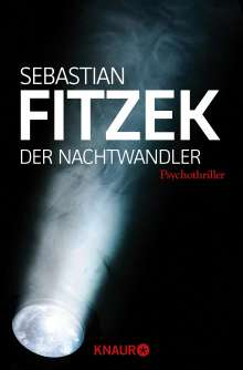 Sebastian Fitzek: Der Nachtwandler, Buch