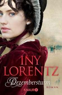 Iny Lorentz: Dezembersturm, Buch