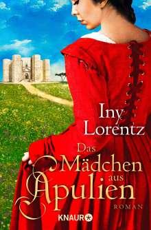 Iny Lorentz: Das Mädchen aus Apulien, Buch