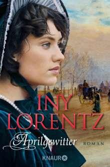 Iny Lorentz: Aprilgewitter, Buch