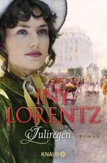 Iny Lorentz: Juliregen, Buch