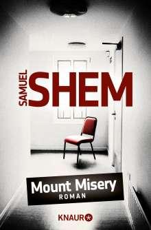 Samuel Shem: Mount Misery, Buch