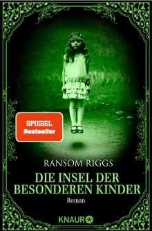 Ransom Riggs: Die Insel der besonderen Kinder, Buch