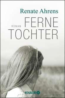 Renate Ahrens: Ferne Tochter, Buch