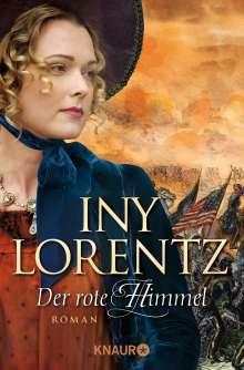 Iny Lorentz: Der rote Himmel, Buch
