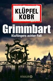 Volker Klüpfel: Grimmbart, Buch