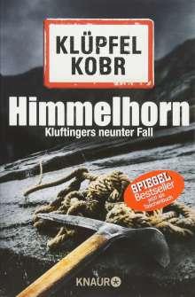 Volker Klüpfel: Himmelhorn, Buch