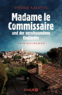 Pierre Martin: Madame le Commissaire und der verschwundene Engländer, Buch