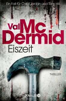 Val McDermid: Eiszeit, Buch