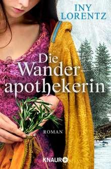Iny Lorentz: Die Wanderapothekerin, Buch
