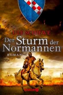 Ulf Schiewe: Der Sturm der Normannen, Buch
