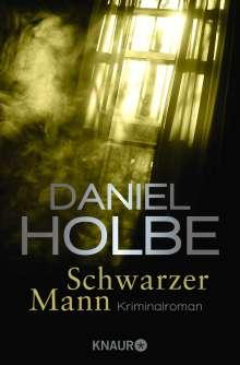 Daniel Holbe: Schwarzer Mann, Buch
