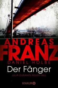 Andreas Franz: Der Fänger, Buch