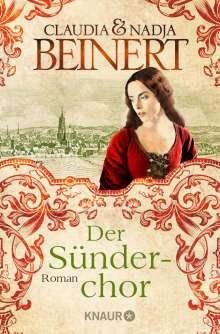 Claudia Beinert: Der Sünderchor, Buch