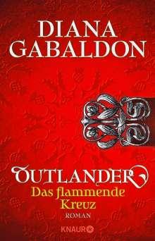 Diana Gabaldon: Outlander - Das flammende Kreuz, Buch