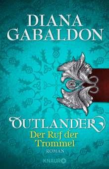 Diana Gabaldon: Outlander - Der Ruf der Trommel, Buch