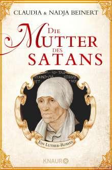 Claudia Beinert: Die Mutter des Satans, Buch