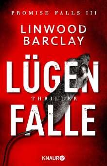 Linwood Barclay: Lügenfalle, Buch