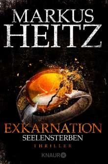 Markus Heitz: Exkarnation 2 - Seelensterben, Buch