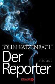 John Katzenbach: Der Reporter, Buch