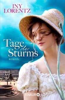 Iny Lorentz: Tage des Sturms, Buch