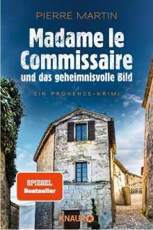 Pierre Martin: Madame le Commissaire und das geheimnisvolle Bild, Buch