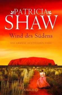 Patricia Shaw: Wind des Südens, Buch