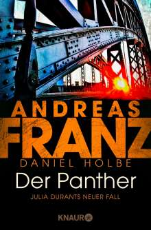 Andreas Franz: Der Panther, Buch