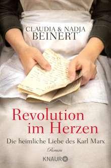 Claudia Beinert: Revolution im Herzen, Buch