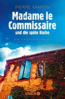Pierre Martin: Madame le Commissaire und die späte Rache, Buch