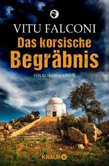 Vitu Falconi: Das korsische Begräbnis, Buch