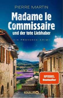 Pierre Martin: Madame le Commissaire und der tote Liebhaber, Buch