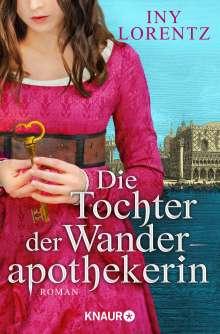 Iny Lorentz: Die Tochter der Wanderapothekerin, Buch