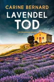 Carine Bernard: Lavendel-Tod, Buch