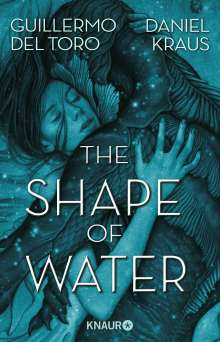 Guillermo del Toro: The Shape of Water, Buch