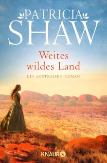Patricia Shaw: Weites wildes Land, Buch