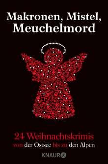 Eva Almstädt: Makronen, Mistel, Meuchelmord, Buch