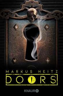 Markus Heitz: DOORS ! - Blutfeld, Buch